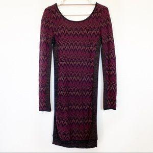 Free People | Cozy Cabin Long Sleeve Sweater Dress